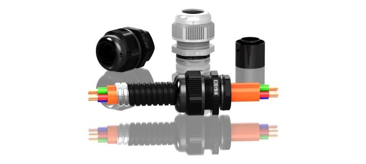 浪管接头-包塑软管塑料接头